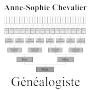 Anne-Sophie Chevalier Généalogiste professionnelle