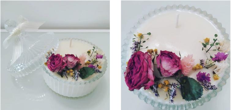 Mon panier à fleurs