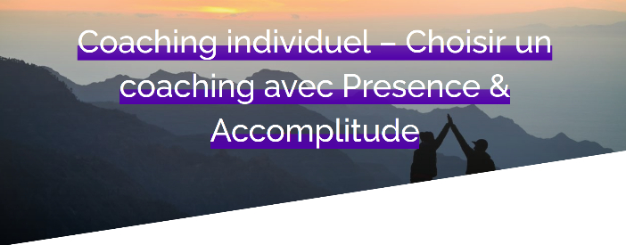 Presence & Accomplitude