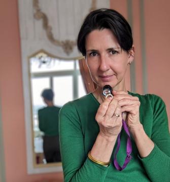 Camille Dutot, expert en objets d'art